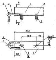 Накладка ОГ-12 (3.407.1) 4,3 кг
