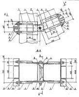 Узел крепления У-5 (3.407.1), 34,2 кг